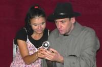 Kindertheater - improvisierte Märchengeschichten