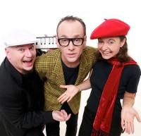 Improvisationstheater in Ludwigsburg - Magalie mit Amis de Q-rage