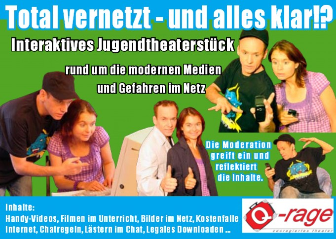 flyer total vernetzt